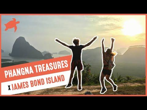 Phangnga Treasures X James Bond Island