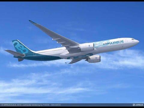 Airbus A330neo program indításának bejelentése