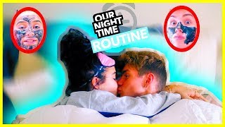 Download Our Everyday Night Routine As A COUPLE! *cute* Mp3 and Videos