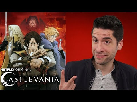 Castlevania - Season 2 Review