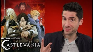 Castlevania - Season 2 Review