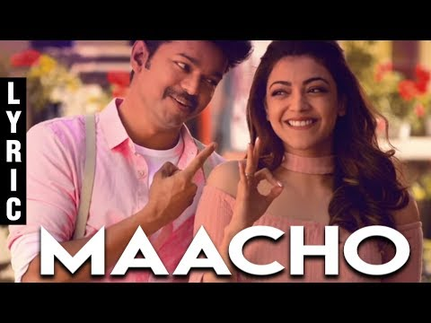 Mersal - Maacho Tamil Lyric Video...