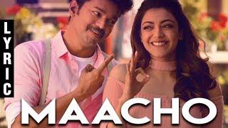 Mersal - Maacho Tamil Lyric Video Breakdown | Vijay, Samantha | A R Rahman | Atl