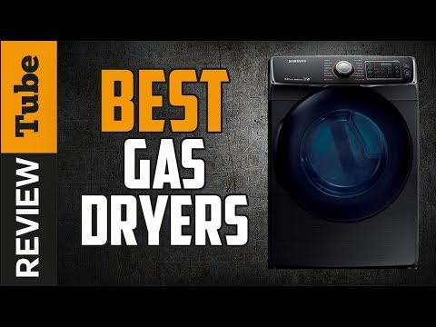 ✅Gas Dryer: Best Gas Dryer 2019 (Buying Guide)