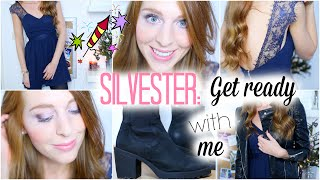SILVESTER GET READY WITH ME: DROGERIE MAKE UP, OUTFIT & HAARE Thumbnail