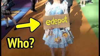 Gambar cover Who is edepot? Fan Secrets
