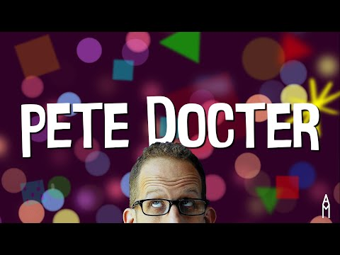 Pete Docter  Geometry of Characters
