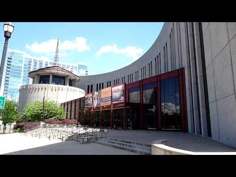 Nashville Flood - Demonbreun at Country Music Hall of Fame