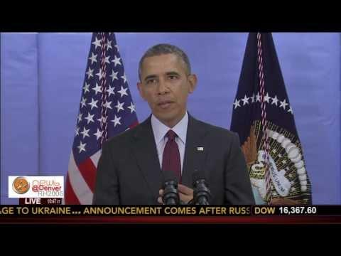 Obama: 'Putin Is Not Fooling Anybody'