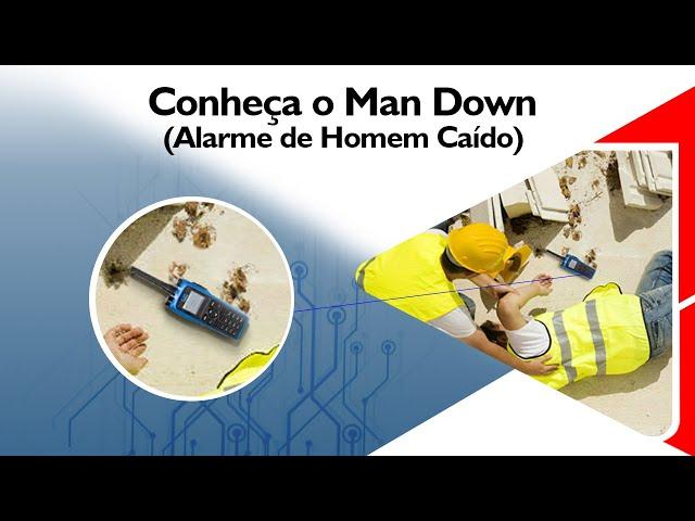 Conheça o Man Down - Alarme de Homem Caído   4talk