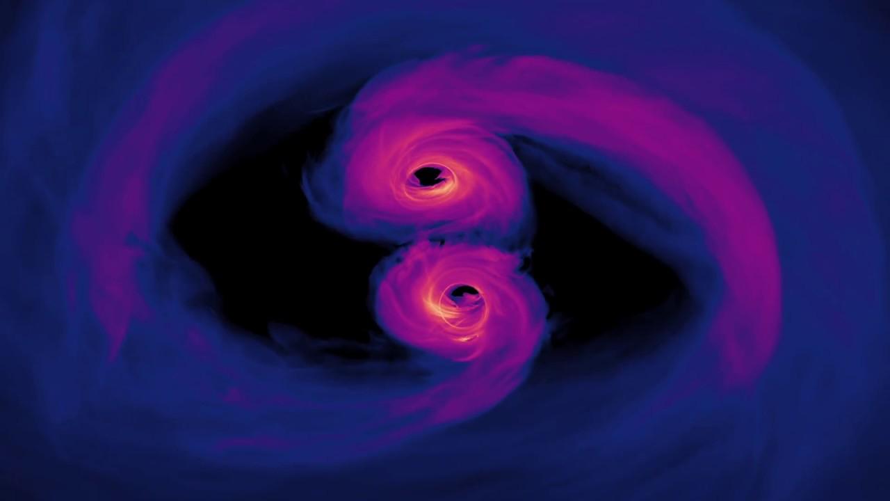 Yeni Bir Bilgisayar Simülasyonu Kara Delikleri Hayata Geçiriyor…
