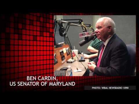 Ben Cardin, US Senator of Maryland, Speaks On US Strike On Syria