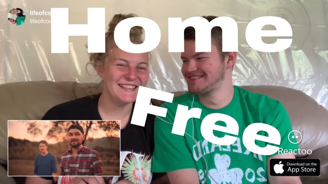 "Home Free ""Take Me Home Country Road"" Cover Reaction!"