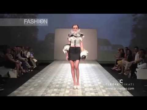 """ARCHETIPO"" Bridal Fashion show Fall 2014 Collection by Fashion Channel"
