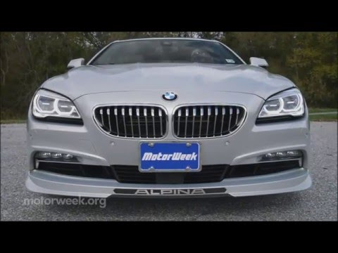 MotorWeek | Road Test: 2016 BMW Alpina B6 Gran Coupe