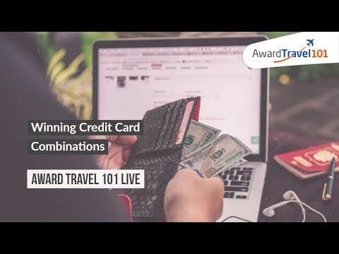 Winning Credit Card Combinations