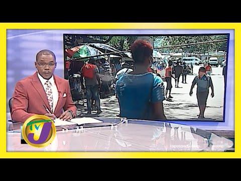 Jamaica's CRH Covid-19 Ward FULL to Capacity | TVJ News