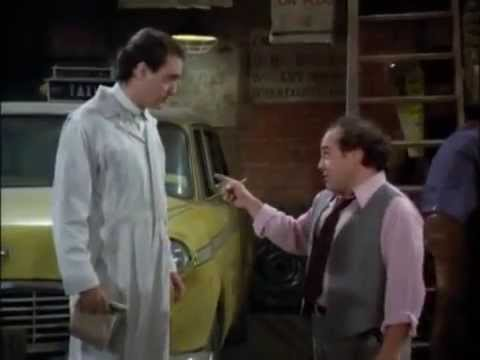 Andy Kaufman Taxi