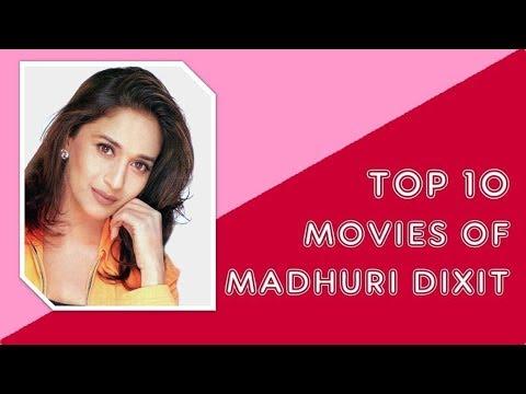 Top 10 Movies of MADHURI DIXIT l Top 10 Mania