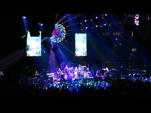 Dead & Company (Boston Garden, 11.17.2017): Althea