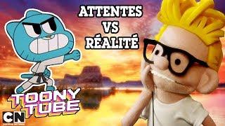 Baixar Attentes Vs Réalité: Le Karaté | Toony Tube | Cartoon Network
