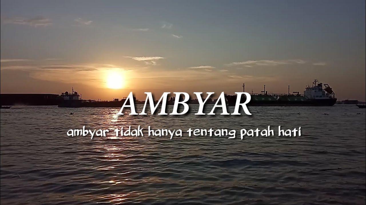 20 Ide Kata Kata Bucin Ambyar Jowo Maruf Khudori