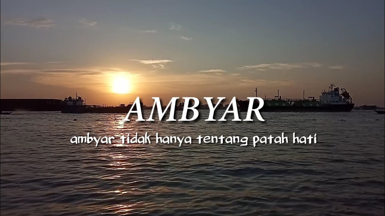 Ambyar Bucin Quotes Jawa Celoteh Bijak