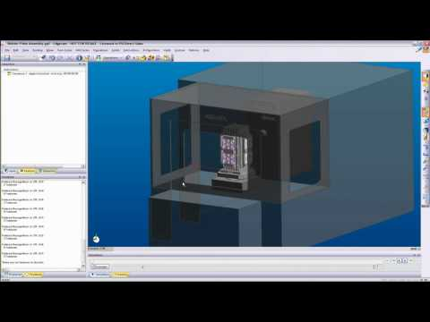 Knowledge Based Multi-Axis Automated Milling Part 1