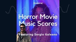 Suspiria & Other Horror Movie Music Scores with Sergio Galeano