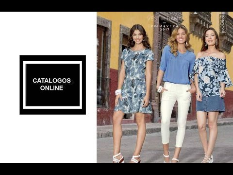 Catalogo ropa andrea 2017 primavera moda 2017 youtube for Catalogo bricoman elmas 2017