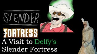 TF2 | Slender Fortress | A Visit to Delfy's Slender Fortress Server