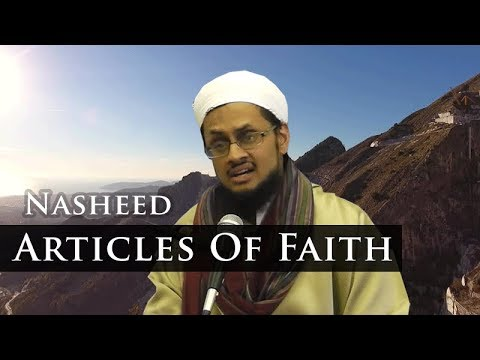 Talib Al Habib - Articles Of Faith nasheed