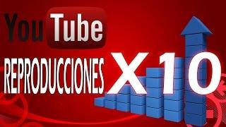 Actualidad YouTuber - Las reproducciones se multiplican por 10