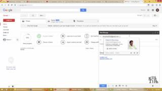 sending cc or bcc mails using gmail video in hindi