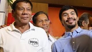 Download Video President Duterte Meeting with Senator Manny Pacquiao MP3 3GP MP4