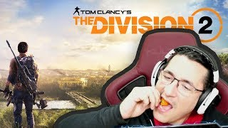 Es el reto s u i c i d a | Comiendo habanero | The Division 2