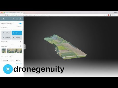 DroneDeploy Review - Aerial 3D Mapping Software