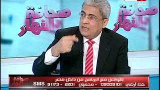 #صحافة_النهار | خالد توحيد رئيس تحرير الاهرام الرياضى لا اتكهن ولا اجتهد