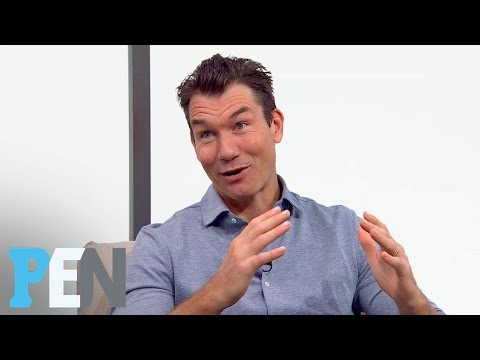 Jerry O'Connell Opens Up About The Moment He Fell For Rebecca Romijn  PEN  Entertainment Weekly