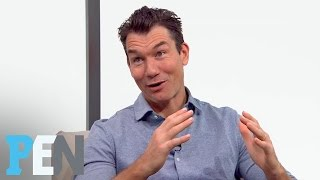 Jerry O'Connell Opens Up About The Moment He Fell For Rebecca Romijn | PEN | Entertainment Weekly