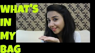 What's In My Bag | Latest Funny Videos | MostlySane