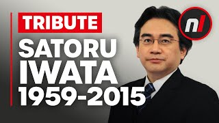 Satoru Iwata: Thank You for Everything