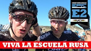 Etapa 2 Mediterranean Epic (UCI S1) | Ibon Zugasti y Aleix Espargaró