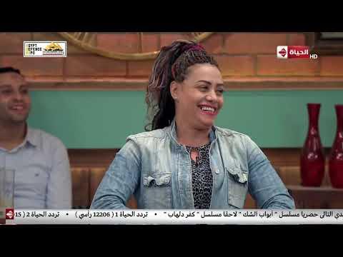 قهوة أشرف - تعرف على أول سيدة مصرية حراسات خاصة