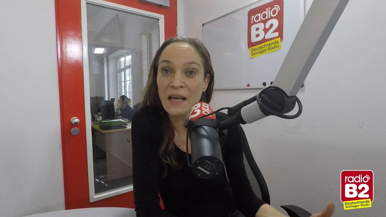 Janet Hain jeanette hain zu gast bei radio b2 - chefsache, macher im gespräch
