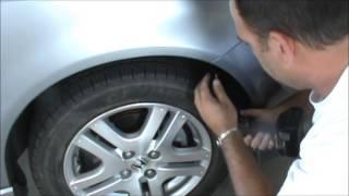 How to remove a Honda Bumper