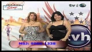 EL SHOW DE TVH INTERNACIONAL - ESTOY PENSANDO EN AMARTE UNA VEZ MAS