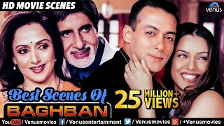 best scenes of baghban hindi movies best bollywood movie scenes amitabh bachchan movies