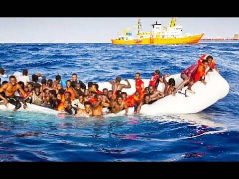 """Migrant Crisis: Libya is a """"crucial piece of the puzzle"""""""