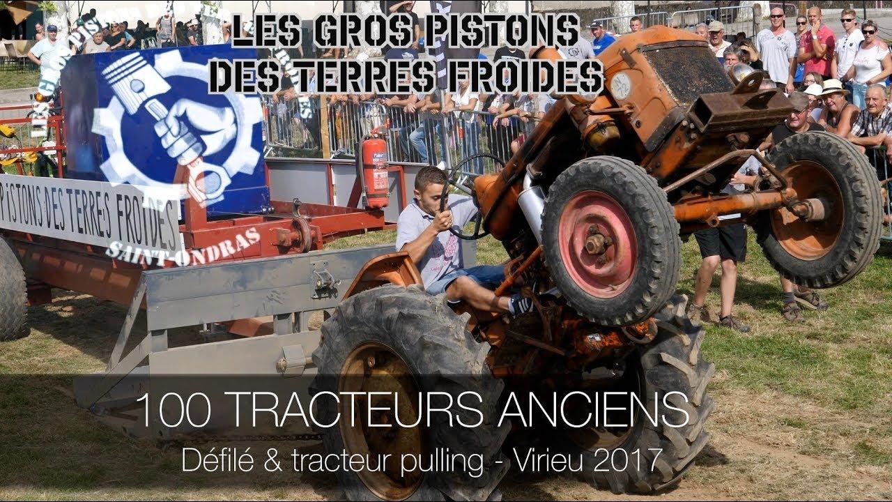 Tracteur pulling et d fil de 100 tracteurs anciens 2017 - Cars et les tracteurs ...